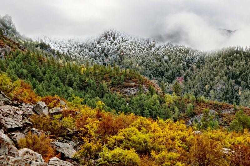 Siberian National Parks