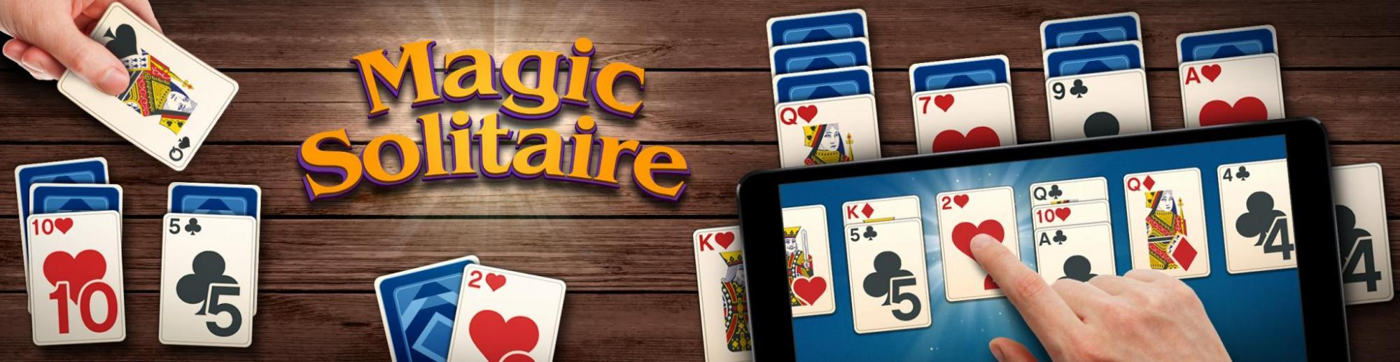 Magic Solitaire Collection баннер