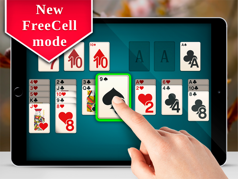 Magic Solitaire - Screen 2
